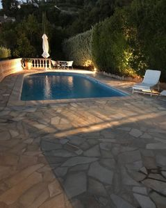 Photo for VILLA SEA VIEW ON GOLF ST TROPEZ