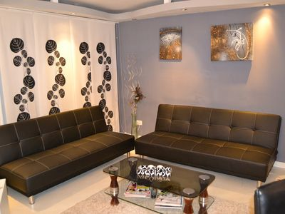 Photo for Spectacular luxury apartment in Madrid