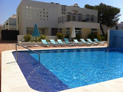 Photo for Cabanas Beach - Spacious Two Bedroom Apartment