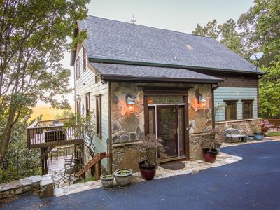 Photo for Stay in this upscale luxury home and enjoy the North Georgia Mountains. Close to the Appalachian Tra