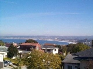Photo for Bay View and City Lights Home, Garage in Old Monterey Bay ~ Monthly only
