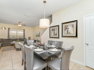 Photo for Large and well decorated townhome w/pool @ Paradise Palms 15 minutes from Disney