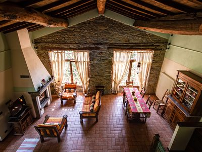 "Photo for Villa ""Il Nido"" - Relax In The ""Green Hearth"" Of Tuscany"
