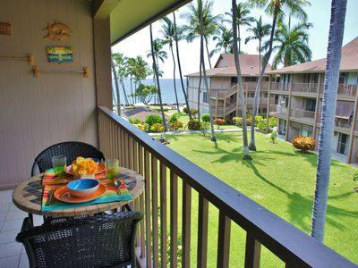 Photo for Amazing Ocean Front Condo | Ocean View  with Private Lanai | Starts at $89/Nt