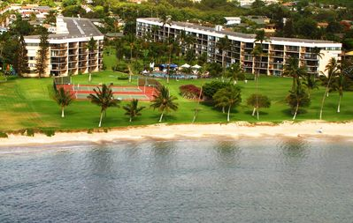 Photo for Beach and pool views, new renovations make this hard to leave