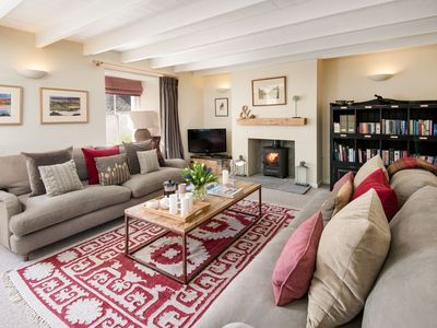 Photo for TWEEDSWOOD - a fantastic period cottage in a peaceful village close to Melrose