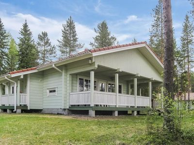 Photo for Vacation home Yläneuvola silta in Sotkamo - 6 persons, 2 bedrooms