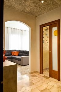 Photo for APARTMENT OF SILVIA - fully furnished rooms - 2km from the historic center