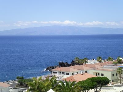 Photo for Tenerife, Playa La Arena: with free wifi, the beach at 300 meters