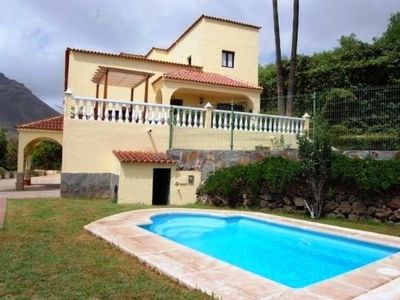 Photo for This 4-bedroom villa for up to 8 guests is located in Arona and has a private swimming pool and Wi-F