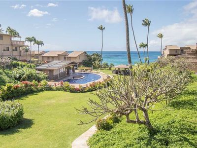 Photo for Kahana Sunset D8, 2 BD / 2 BA -Beautiful location with A/C
