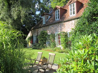 Photo for Historic Cottage - Romantic Orangerie in Berum / Hage