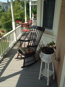 Our Rocking Chair Porch