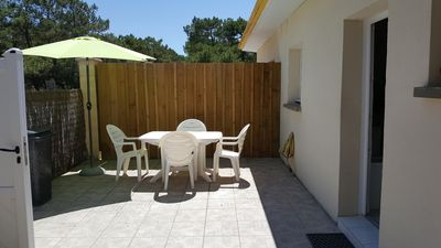 Photo for HOUSE WITH TERRACE / GARDEN - PLANCHA 200 M FROM THE OCEAN
