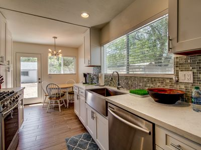 Newly Remodeled Home on Main St in Charming Old Town Cottonwood!