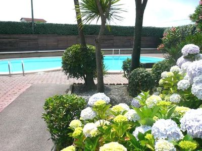 Photo for T3 - Swimming-pool and garden - Milady Biarritz