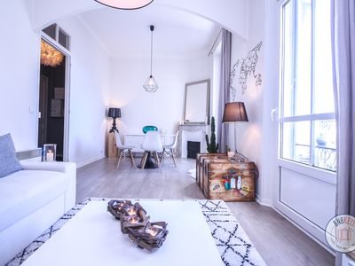 Photo for Modern and cosy flat in Cannes