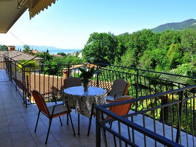 Photo for One bedroom apartment with terrace Oprič, Opatija (A-7728-a)