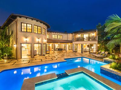 Photo for Sunset Chateau | 5 Bedroom Estate in Los Angeles
