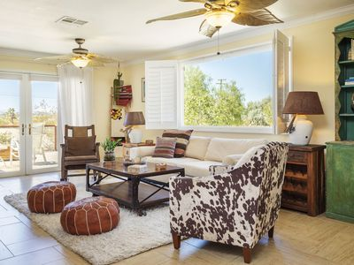Photo for Peaceful Retreat w/ Chef's Kitchen*Pool*Fire Pit *