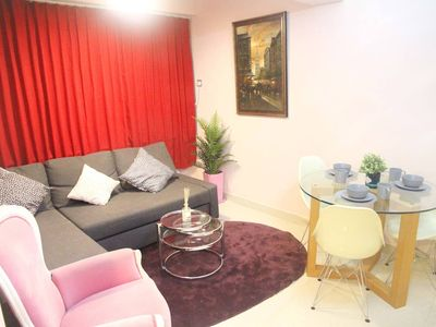 """Photo for Austin Power 1br Nice tst尖沙咀New Spacious Home """"A"""""""