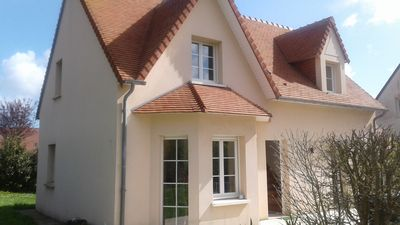 Photo for House by the sea located in Lion sur Mer in Normandy.
