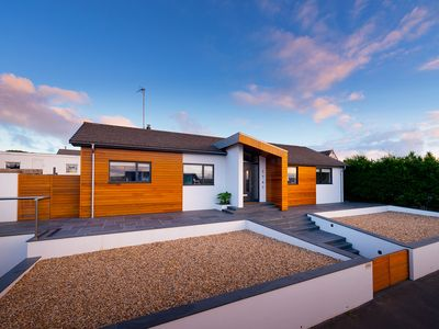 Photo for Contemporary beach house - Perfectly placed in Widemouth Bay!