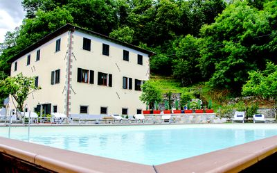 Photo for Tosca. Beautiful apartment in Tuscany Villa with swimming pool