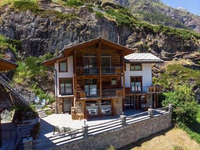 Photo for Apartment Chalet Ibron in Zermatt - 8 persons, 4 bedrooms