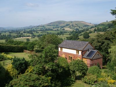Photo for Secluded Detached Stable / Barn Conversion On The Border Of Shropshire And Wales