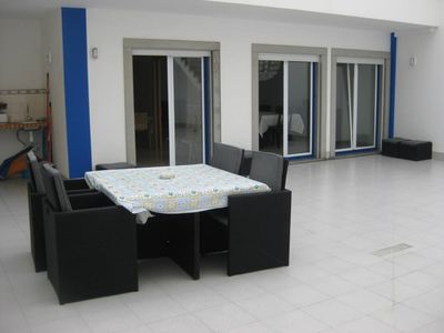 Photo for Apartment/ flat  in the center with terrase 50 mt from the beach- Ericeira