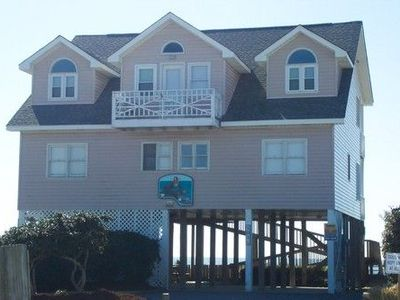 Photo for Bridgecrest - Oceanfront with 2 Living Areas & a Study!