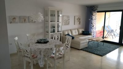 Photo for 150sqm beautiful apartment in Altea