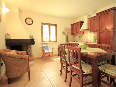 Photo for Dora  apartment in Leuca with air conditioning, private parking, private terrace, private garden & …