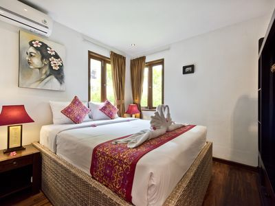 Photo for Rice Paddy View Villa B1/ 3 Bedrooms