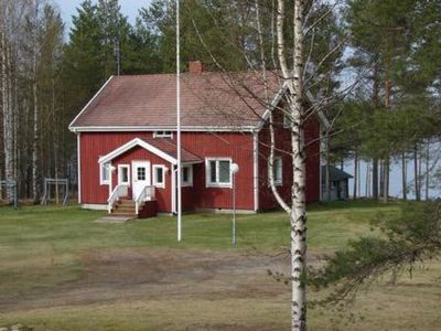 Photo for Vacation home Hannukkalanniemi in Pello - 7 persons, 4 bedrooms