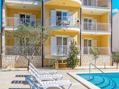 Photo for Apartment Anna (JAD111) in Crikvenica/Jadranovo - 4 persons, 1 bedrooms