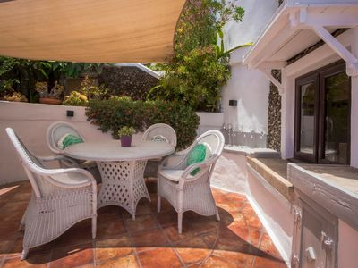 Photo for Panoramic islands views, Villa Via Lactea, New Sept 18, Delux Canerian Style,fully refurbished,