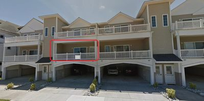 Photo for Adorable 3 bedroom 2 bathroom condo in Wildwood, close to attractions, boardwalk and the beach!