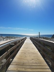 Another boardwalk view.