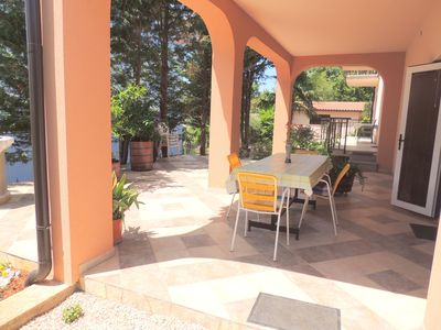 Photo for Apartments Brzac (62013-A1) - Krk - island Krk