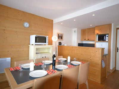 Photo for Arpalles 3 bedroom stunning aparment sleeps 6 Les Coches Paradiski