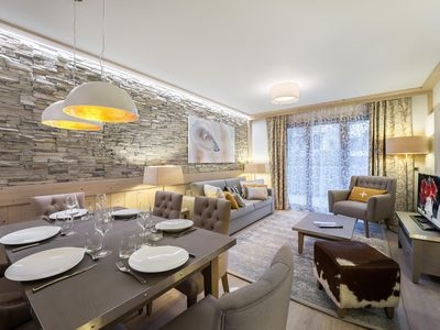 Photo for Carré Blanc 246: 3 rooms with contemporary atmosphere