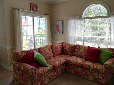 Photo for Golfers dream!!1st floor condo.   Now booking for your dream summer vacation.