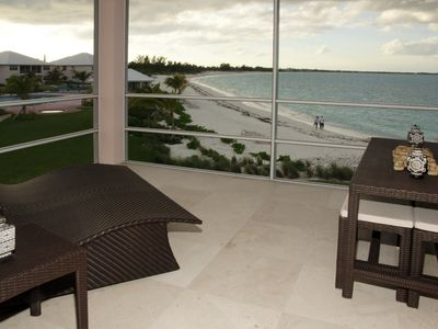 Photo for 12 guests? No problem in this 1st Class Beachfront condo! - 7th Night FREE