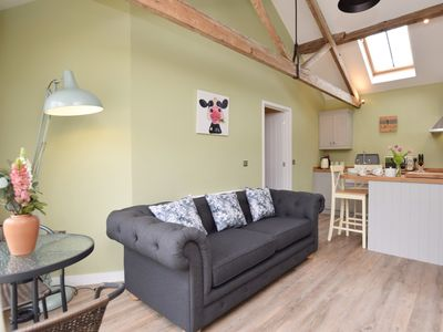 Step into this inviting open-plan living space