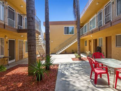 Photo for Cozy and Open Condo - 3 Blocks to the Beach!!
