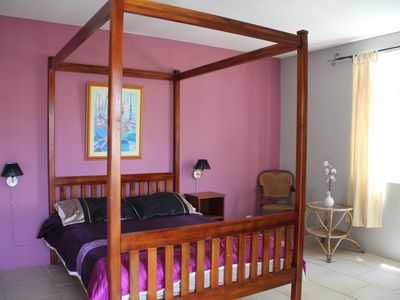 Photo for Flic En Flac: Furnished Apartment 60m from beach with WIFI Internet
