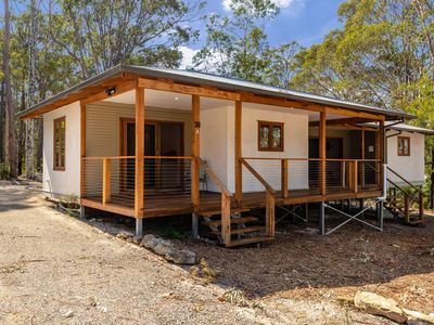 Photo for Modern Ocean View Eco Cottages