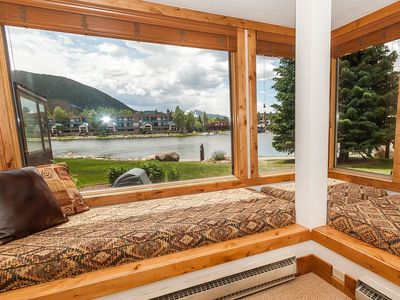 Photo for Lake Views, 2 Master Suites, King Bed, Updated Kitchen, Free WIFI